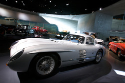 Post-war miracle: 1955 Mercedes-Benz 300 SLR 'Uhlenhaut coupé'