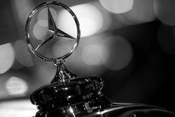 Times of change: 1936 Mercedes-Benz 500 K Spezial-Roadster detail