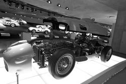 Silver arrows: 1955 Mercedes-Benz W 196 R 2.5-liter Formula One racing car