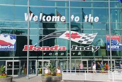 Honda Indy Toronto signage