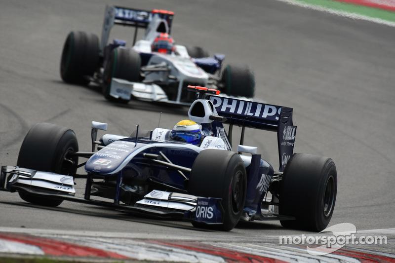Ao passo que mesmo sem pódio em 2009, Nico somou 34.5 pontos e foi o sétimo colocado na temporada.