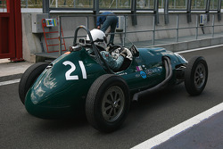 Ian Nuthall (GB) Alta F2, 1952, 2000cc