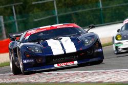 #122 Matech GT Racing Ford GT: Andreas Mattheis, Alexandre Funari Negrao, Constantino de Oliveira, Luiz Clemente Lunardi