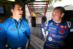 Enrique Bernoldi and Xavier Maassen