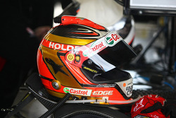 Le casque de Russell Ingall