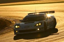 #72 Luc Alphand Aventures Corvette C6.R: Julien Jousse, Patrice Goueslard, Yann Clairay