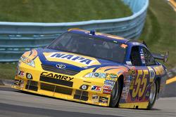 Patrick Carpentier, Michael Waltrip Racing Toyota
