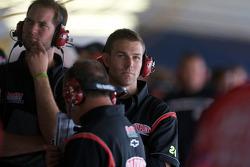 Hendrick Motorsports Chevrolet crew members