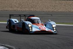#008 Aston Martin Racing Lola Aston Martin: Miguel Ramos, Stuart Hall, Chris Buncombe