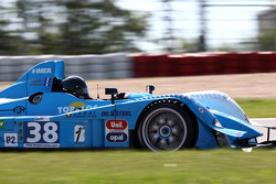 #38 Pegasus Racing Courage-Oreca LC75 - AER: Julien Schell, Philippe Thirion, Jean Metz