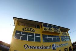 Queensland Raceway control tower