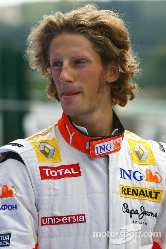 Romain Grosjean (2009, 23 jaar)