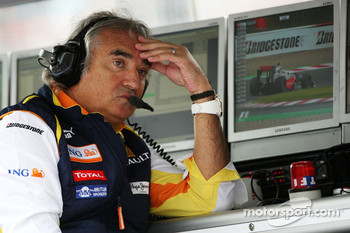 Briatore wants the days of Senna and Prost back