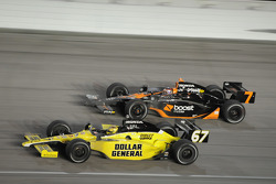 Sarah Fisher, Sarah Fisher Racing and Danica Patrick, Andretti Green Racing