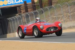 Spencer Trenery, 1954 Maserati A6GCS