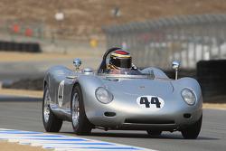 John Higgens, 1959 Porsche RSK