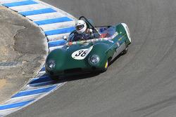 Bruce Miller, 1958 Lotus 11 LM