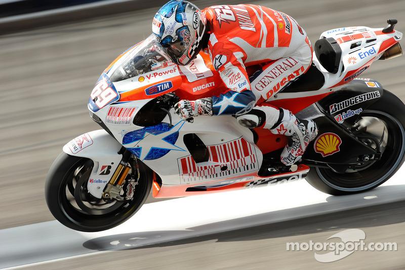 Nicky Hayden, Ducati - Indianapolis GP 2009