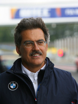 Dr. Mario Theissen, BMW Sauber F1 Team, BMW Motorsport Director