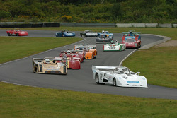 Group 7 in the Esses of Lime Rock