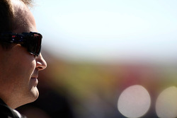 #15 Jack Daniel's Racing: Ben Collins