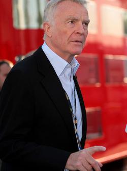 Max Mosley, Presidente de la FIA