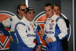 Lawrence Tomlinson, Nigel Mansell, Greg Mansell