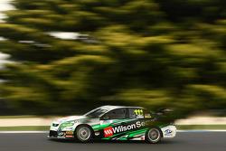 #111 Wilson Security Racing: Fabian Coulthard, Michael Patrizi
