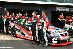 #34 Garry Rogers Motorsport: Greg Ritter, David Besnard