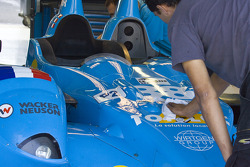 #38 Pegasus Racing Courage-Oreca LC75 - AER