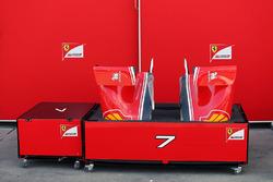 Ferrari bodywork