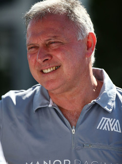 Dave Ryan, Manor Racing Racing Director