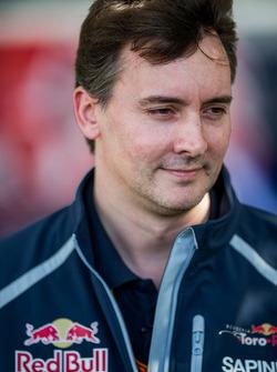 James Key, Scuderia Toro Rosso Technical Manager