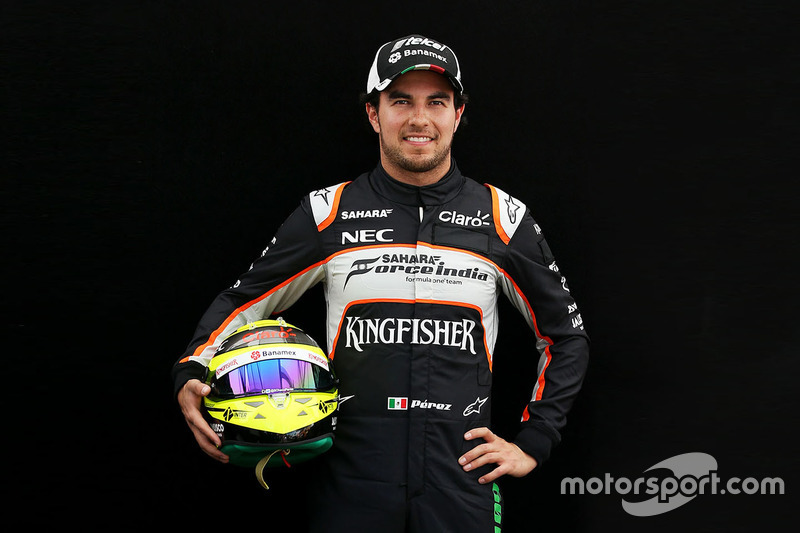 #11 Sergio Pérez, Sahara Force India F1