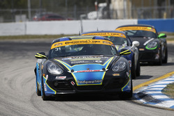 #31 Bodymotion Racing Porsche Cayman: Девін Джонс, Джейсон Рейб