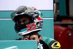 Хафія Сяхрін, Petronas Raceline Malaysia, Kalex