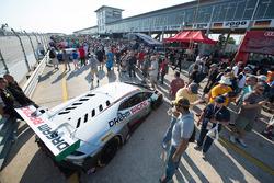 #27 Dream Racing Lamborghini Huracan GT3: Paolo Ruberti, Fabio Babini, Luca Persiani, Cedric Sbirrazzuoli