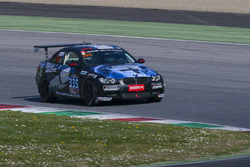 #335 Scangrip Racing, BMW 335i: Anders Lund, Maurice O'Reilley, Niels Borum