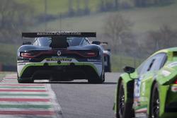 #8 BOUTSEN GINION RACING, Renault RS01 FGT3: Daniel Waszczinski, Kris Cools, Philippe Salini, Renaud Kuppens