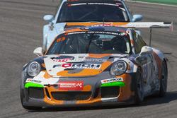 #83 Förch Racing by Lukas Motorsport, Porsche 991 Cup: Marcin Jaros, Dominik Kotarba-Majkutewicz, Robert Lukas