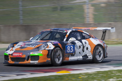#83 Förch Racing, by Lukas Motorsport Porsche 991 Cup: Marcin Jaros, Dominik Kotarba-Majkutewicz, Robert Lukas