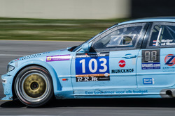 #103 JR Motorsport, BMW M3 F80 Endurance: Daan Meijer, Eric vd Munckhof