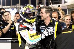 Переможець гонки - Томас Люті, Garage Plus Interwetten, Kalex