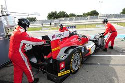 #34 Race Performance, Oreca 03R - Judd: Nicolas Leutwiler