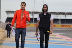 Davit Kajaiam y Mikhail Grachev, Liqui Moly Team Engstler