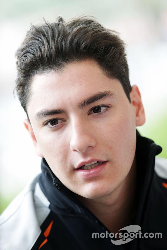 Alfonso Celis Jr., piloto de desarrollo de Sahara Force India F1