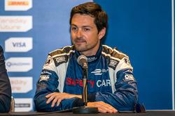 Bruno Correia güvenlik aracı pilotu