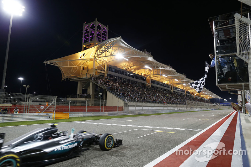 Bahréin: La segunda en el año para Rosberg