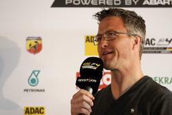 Прес-конференція: Ральф Шумахер