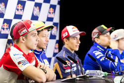 Andrea Iannone, Ducati Team, Valentino Rossi, Yamaha Factory Racing, Marc Marquez, Repsol Honda Team